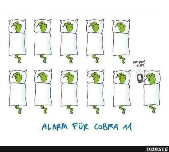 Alarm für Cobra 11.. | Lustige Bilder, Sprüche, Witze, echt lustig