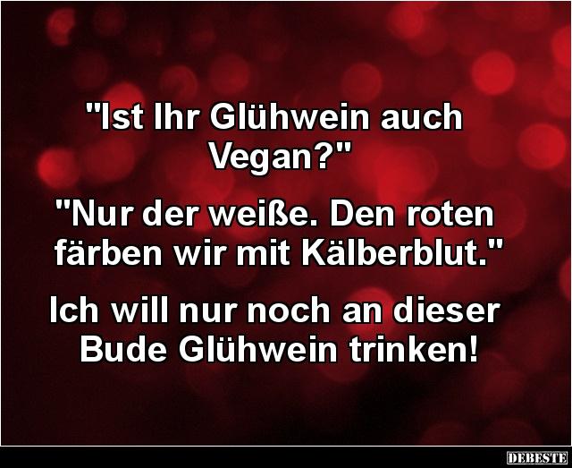 Gluehwein Witze Und Sprüche Debestede