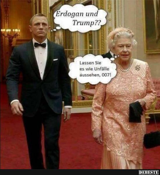 Erdogan und Trump? | Lustige Bilder, Sprüche, Witze, echt lustig