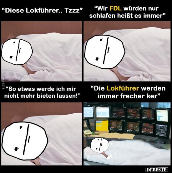 Lokführer Witze