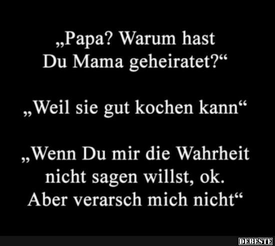warum du mama