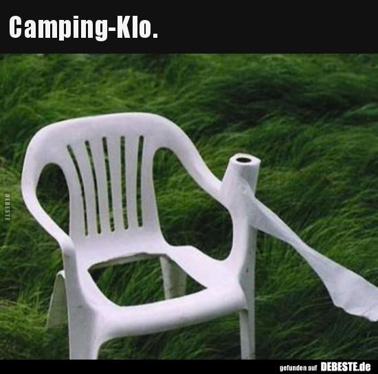 Camping Klo Lustige Bilder Spruche Witze Echt Lustig