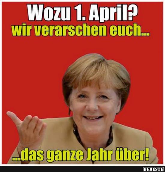 Wozu 1. April? | Lustige Bilder, Sprüche, Witze, echt lustig