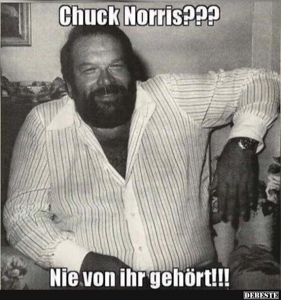 chuck norris sprüche Chuck Norris? Nie von ihr gehört!! | Lustige Bilder, Sprüche  chuck norris sprüche