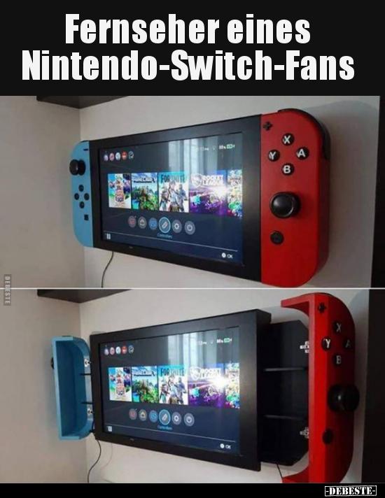 Nintendo Switch Fernseher Anschließen