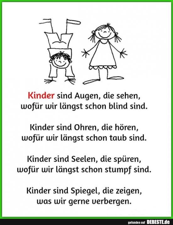 Kinder sind.... | Lustige Bilder, Sprüche, Witze, echt lustig