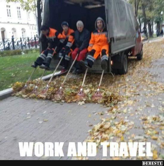 work sprüche