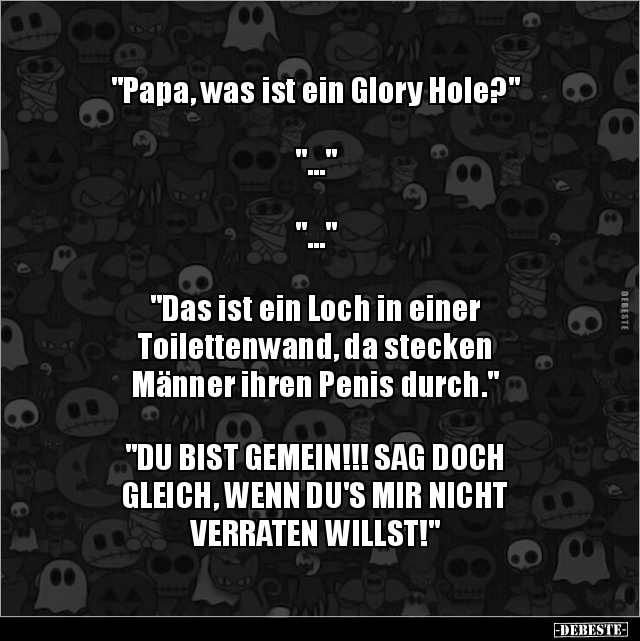 Was Ist Glory Hole