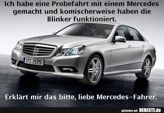 Witze mercedes Automarken Witze