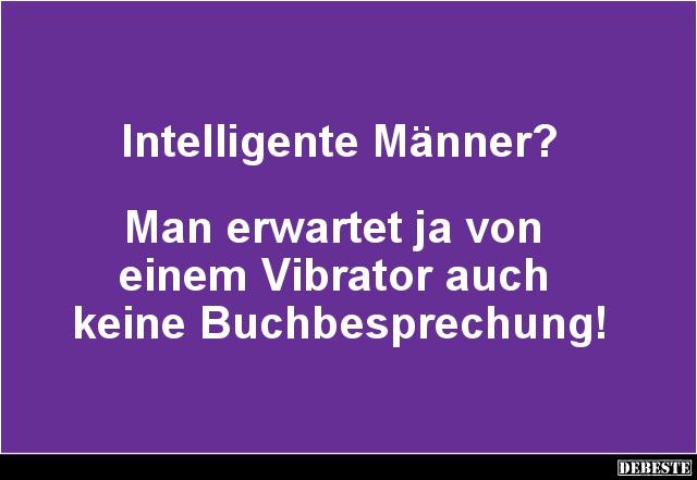 Elegant Intelligente Männer?