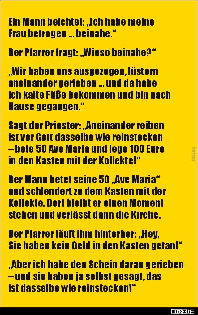 Frau witze mann Mann &