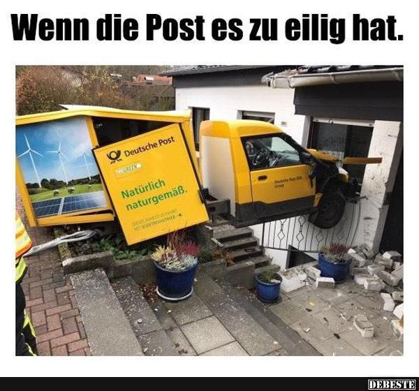 Deutsche Post Lustig