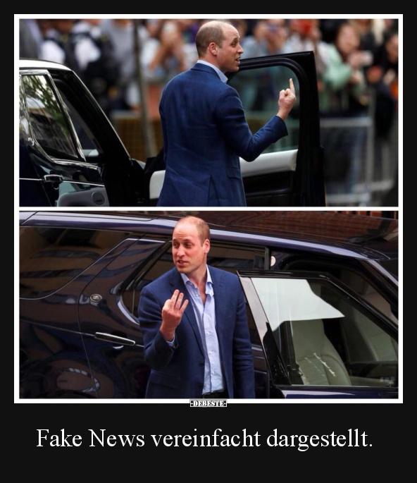 Lustige Fake Bilder