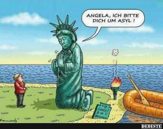 Asyl Witze