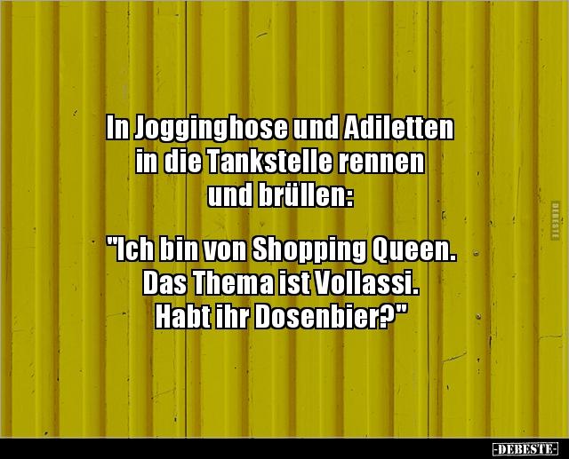 4 Lustige Bilder Von Shopping Queen Lustig Neue Debeste