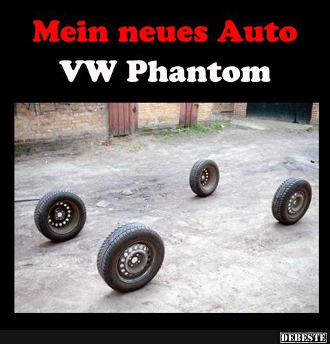vw sprüche VW Phantom | Lustige Bilder, Sprüche, Witze, echt lustig vw sprüche