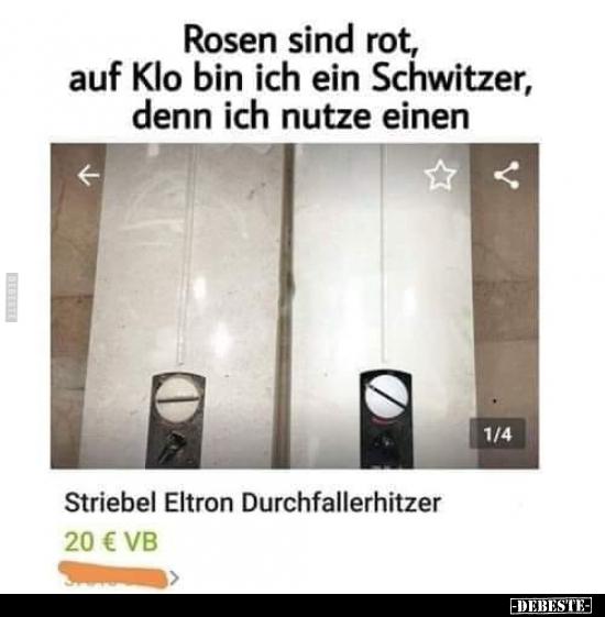 Rosen Sind Rot Witze