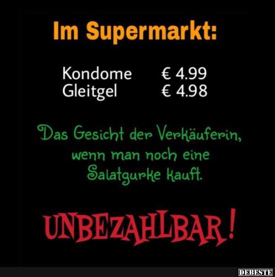 Im Supermarkt Lustige Bilder Spruche Witze Echt Lustig