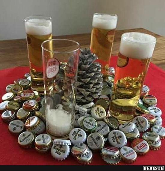nicht schlecht aber dann will ich dich mal sehen wie das vierte bier am 24 schmeckt lustige