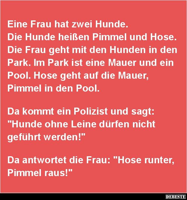 Pimmel Lustig