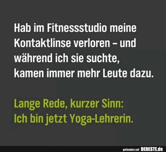 erste mal ins fitnessstudio