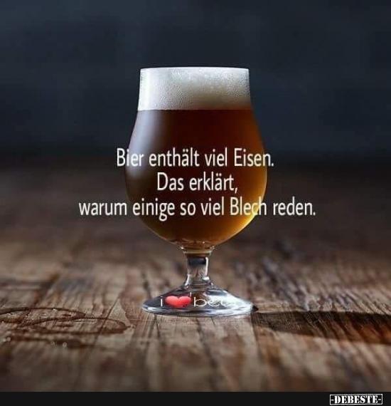 Witze bier Bier Witze