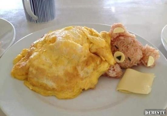 Frühstück :) | Lustige Bilder, Sprüche, Witze, echt lustig