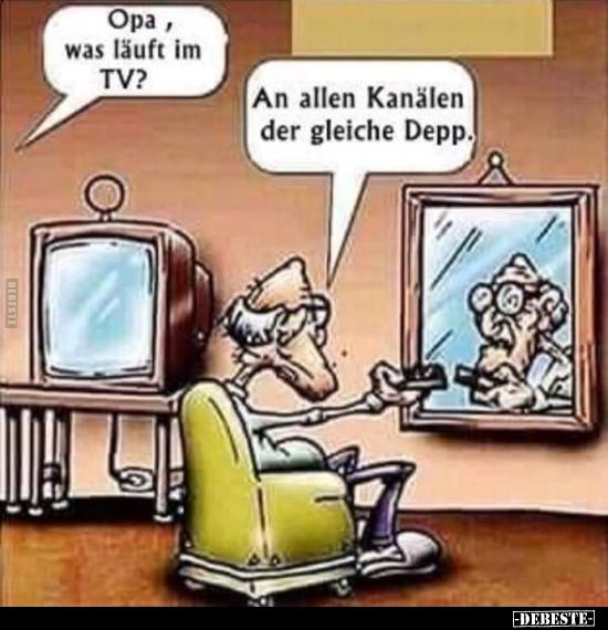 Was Leuft Im Tv