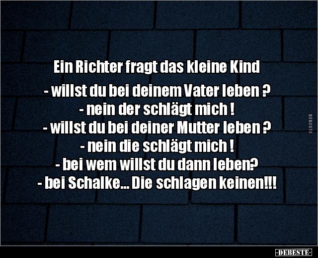 Witze über Schalke