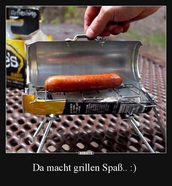 Grillen | DEBESTE.de, Lustige Bilder, lustig foto