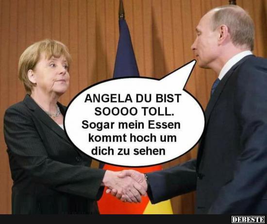 Angela, Du bist so toll.. | Lustige Bilder, Sprüche, Witze