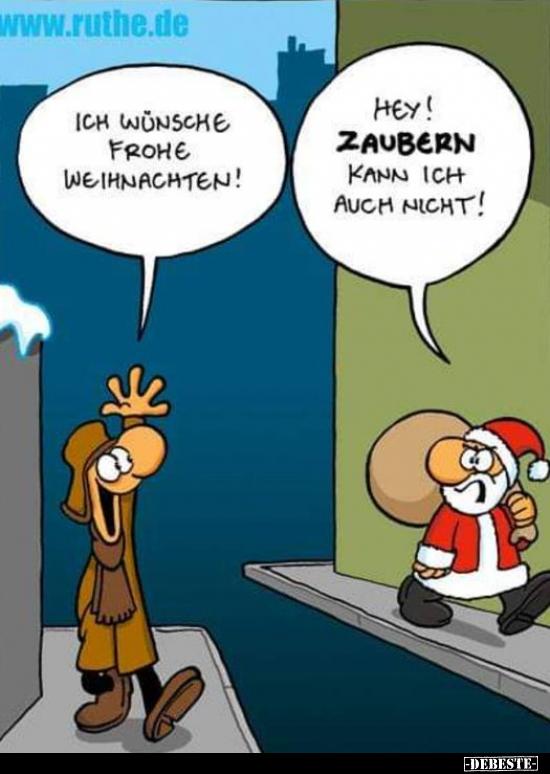 ich wünsche frohe weihnachten  lustige bilder sprüche
