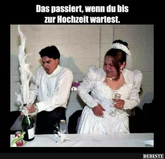Hochzeit Witze Spruche