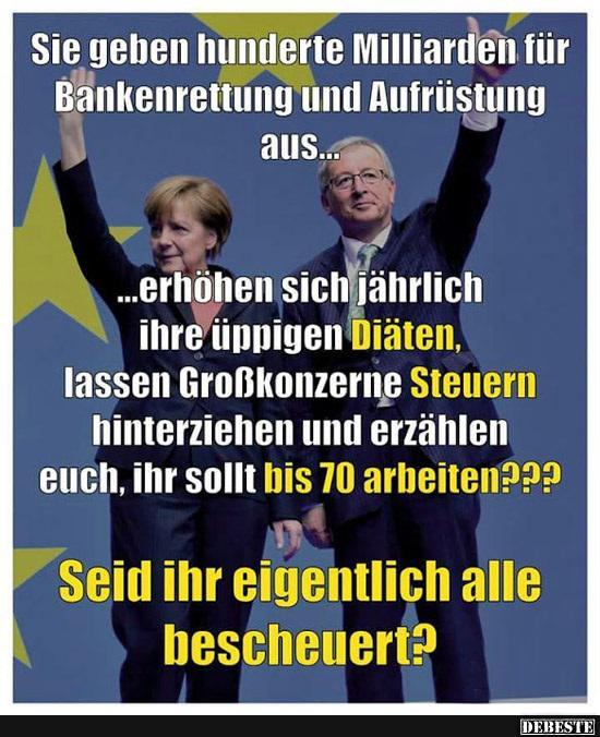 Sprüche über Deutschland