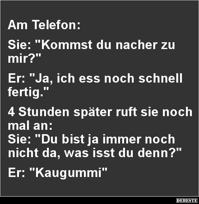 Am Telefon Lustige Bilder Spruche Witze Echt Lustig