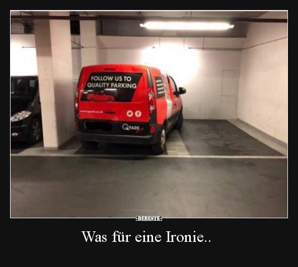 ironie sprüche lustig Was für eine Ironie.. | Lustige Bilder, Sprüche, Witze, echt lustig ironie sprüche lustig