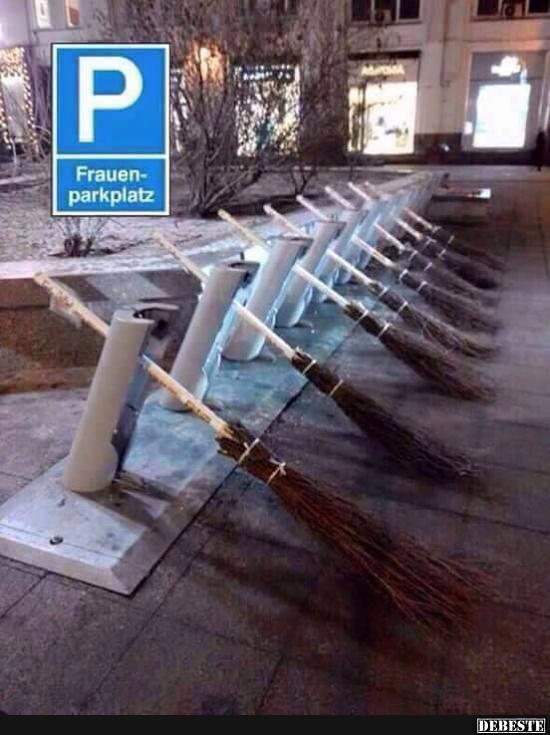 Frauen Parkplatz Lustige Bilder Spruche Witze Echt Lustig