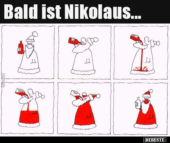 Nikolaus sprüche
