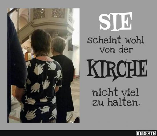 Witze Kirche