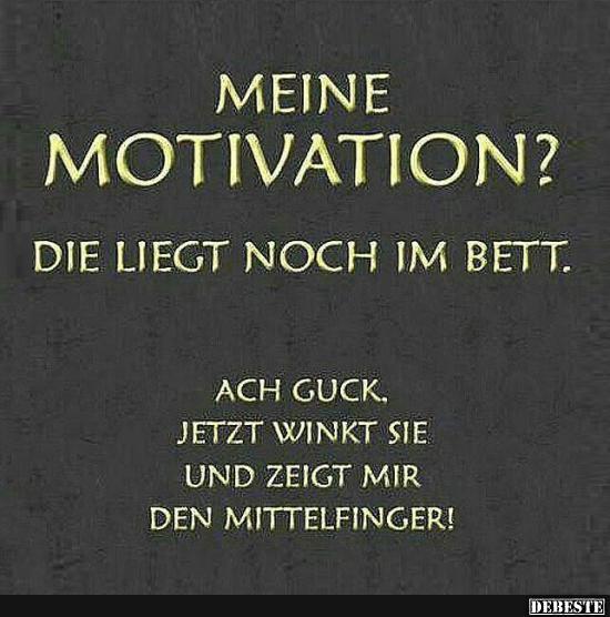 sprüche motivation lustig Meine Motivation? | Lustige Bilder, Sprüche, Witze, echt lustig sprüche motivation lustig