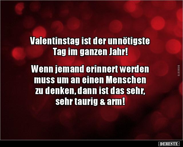 Valentinstag Ist Der Unnotigste Tag Im Ganzen Lustige Bilder