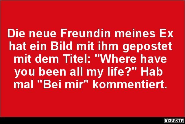 Ex fiese sprüche freund den an 60+ Fiese