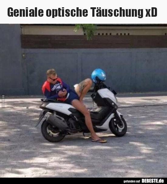 geniale sprüche Geniale optische Täuschung xD | Lustige Bilder, Sprüche, Witze  geniale sprüche