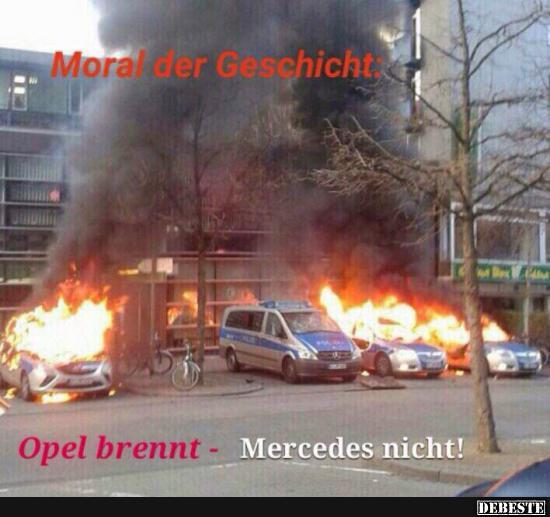 ... - Mercedes nicht! | Lustige Bilder, Sprüche, Witze, echt lustig