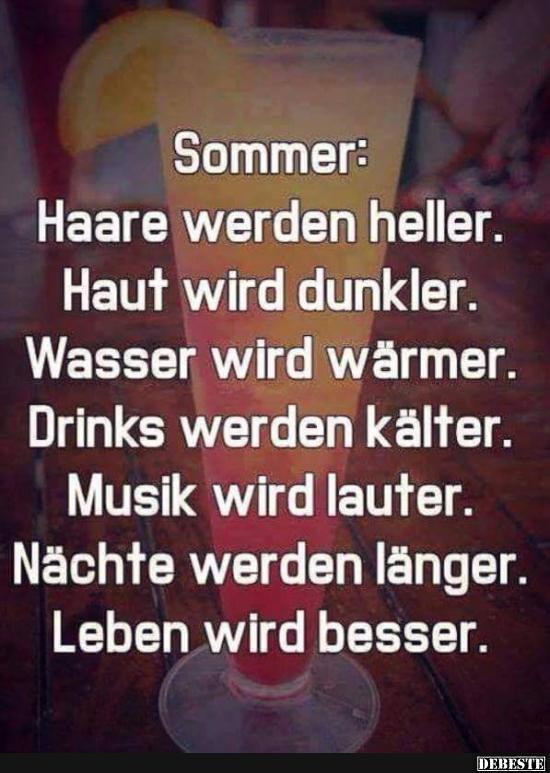 sprüche zum sommer Sommer.. | Lustige Bilder, Sprüche, Witze, echt lustig sprüche zum sommer
